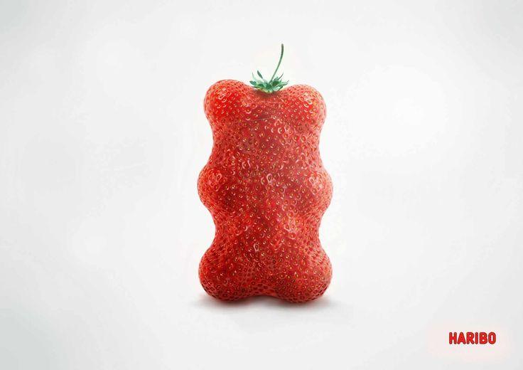 Haribo: Strawberry