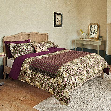 Buy Morris & Co Pimpernel Bedding Online at johnlewis.com