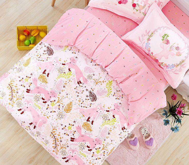 Купить детское постельное белье 1.5 спальное для девочек в интернет-магазине Top-kids.ru
