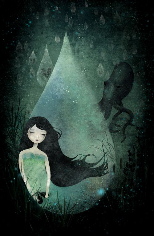 """""""Ocean of Tears"""", Anne-Julie Aubry"""