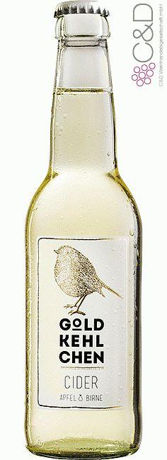 Folgen Sie diesem Link für mehr Details über den Wein: http://www.c-und-d.de/Steiermark/Goldkehlchen-Cider-Apfel-Birne-Goldkehlchen-KG-0330L_72197.html?utm_source=72197&utm_medium=Link&utm_campaign=Pinterest&actid=453&refid=43 | #wine #whitewine #wein #weisswein #steiermark #Österreich #72197