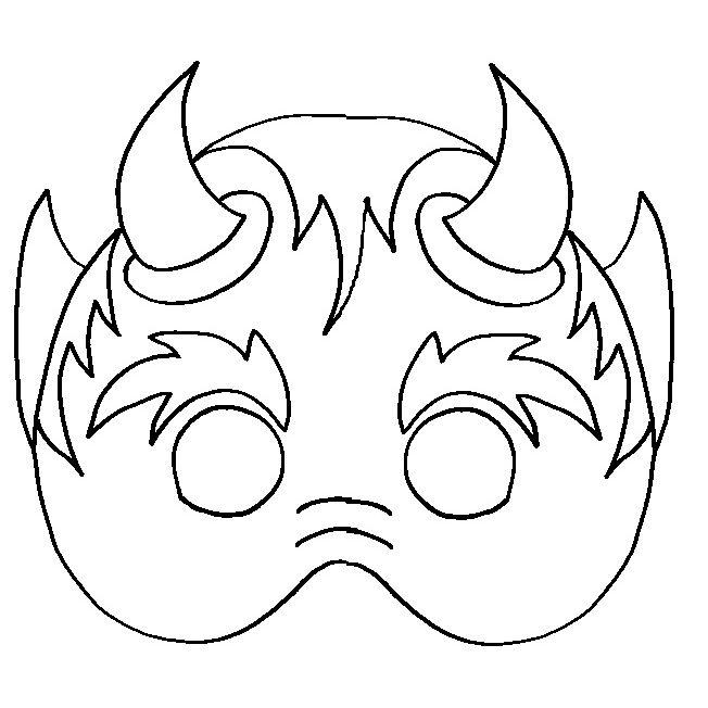 Màscara monstre