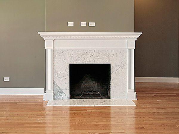 Granite Fireplaces & Fireplace Surrounds in Atlanta | MC Granite Countertops