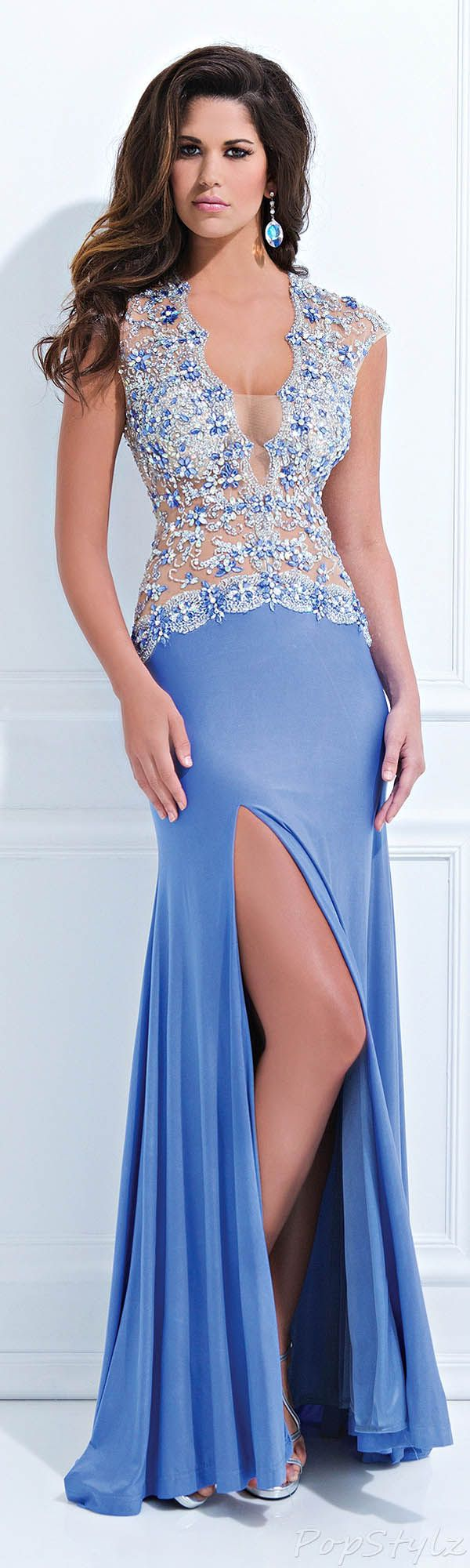 Tony Bowls Sweet Gown