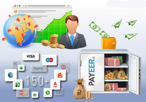 #Payeer — регистрация, вход и работа с кошельками   http://webdiz.com.ua/webmoney/payeer