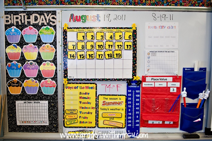 Grade 2 with Mrs. U.: Mini-Tour of Our Classroom