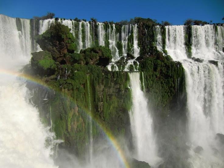 Cataratas del Iguazú, Argentina.