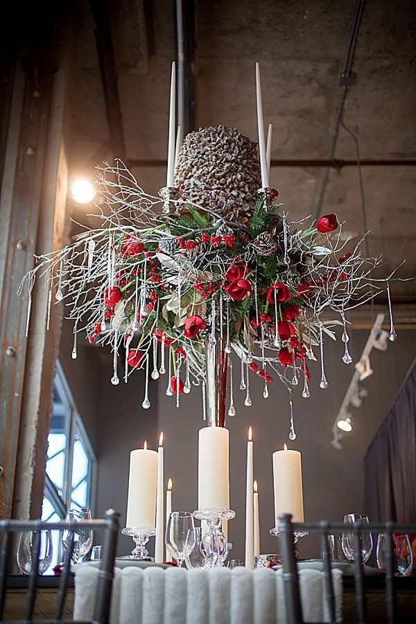 Just because Christmas is over, it doesn't mean that we're over all the gorgeous holiday and winter party inspiration. Our latest crush? This to-die-for winter tablescape photo shoot designed and coordinated byA Big To Do Event. It's a total stunner with it's simple color scheme of red, grey and white and that incredible hanging centerpiece […]