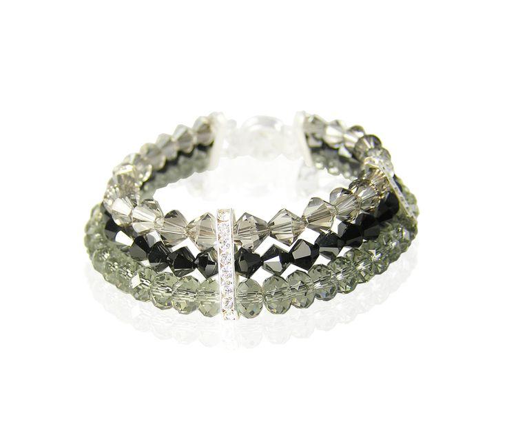 Clara Jewellery Crystal Bracelet