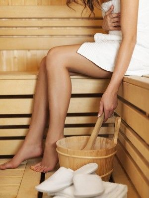 The Healthy Benefits of a Sauna - Why you should fit in more sauna time...