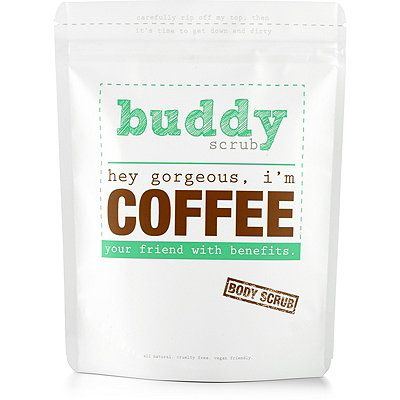 Buddy Scrub Online Only Coffee Body Scrub Mandarin