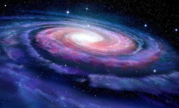 Este tipo de fenómenos están vinculados con las formaciones de estrellas de alta masa.