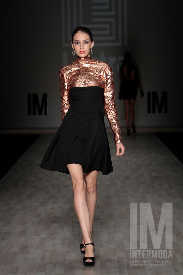 Jannette Klein Primavera Verano 2014 #IM59 #Intermoda #Moda #RTW