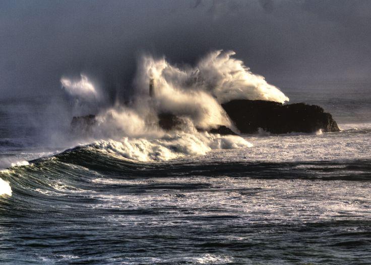 El temporal y la Isla de Mouro