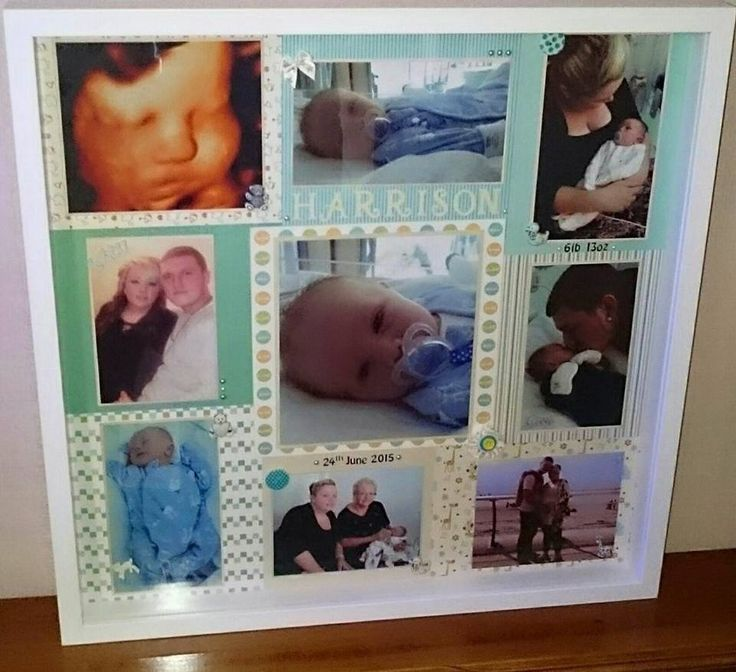 A personal favourite from my Etsy shop https://www.etsy.com/uk/listing/240519415/amazing-moments-personalised-frame-baby