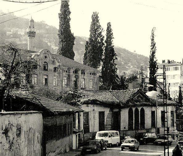 Fabrika-i Hümayun..Bursa..