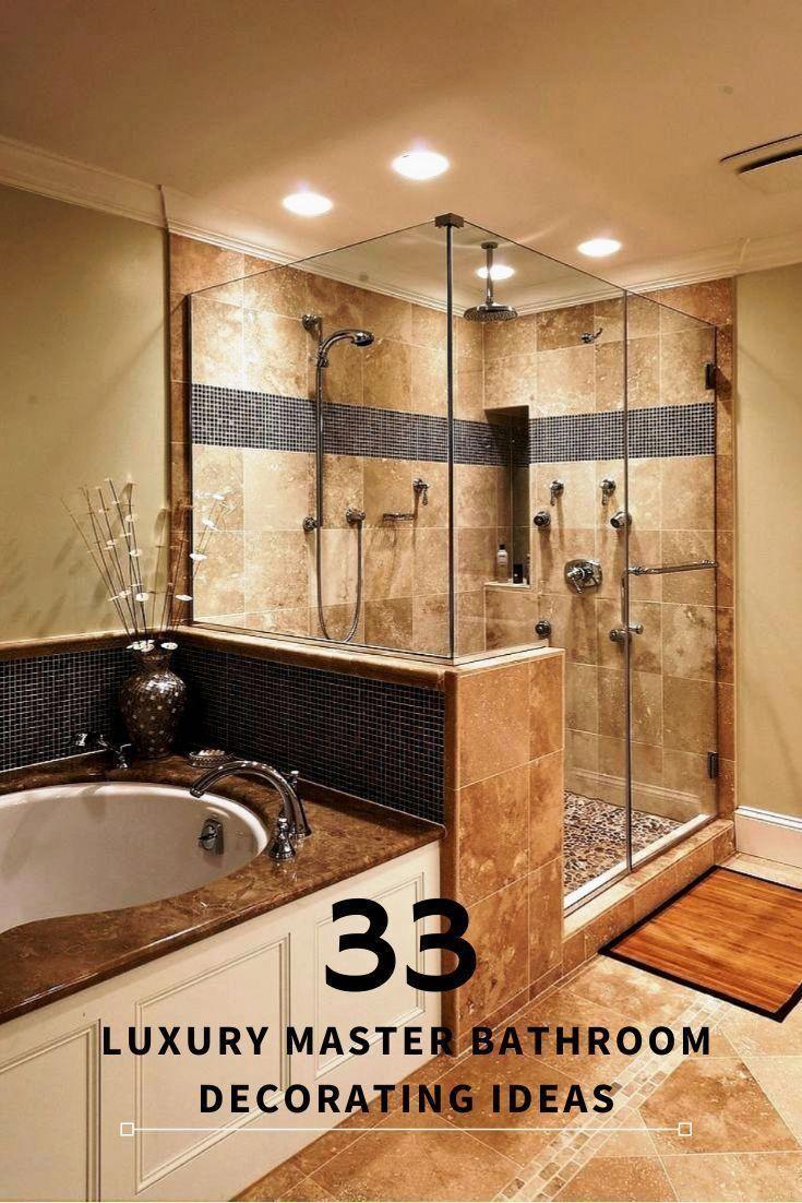 Home Decor Apartment Bathroom Remodel Ideas Moderndesign For Medium Family Amazing Master Rustic Sh Luxury Master Bathrooms Bathroom Decor Bathroom Design Bathroom apartment ideas gif