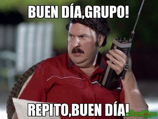Los Mejores Memes De Buenos Dias Para Compartir Memes De Buenos