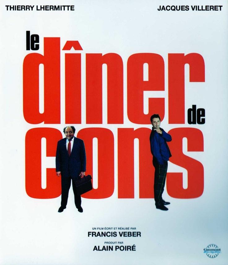 The Dinner Game / Francis Veber