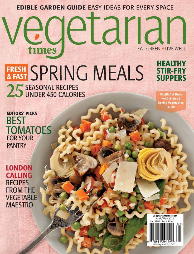Vegetarian Times April/May 2012