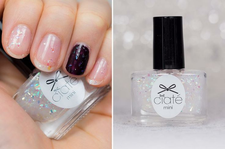 Ciaté Mini Mani Month - Snow Globe  Countdown to Holiday! 24 Days of Tea & Mani and P&G 12 Days of Holiday | DAVIDsTea, Ciaté, CoverGirl ~ The Office Chic