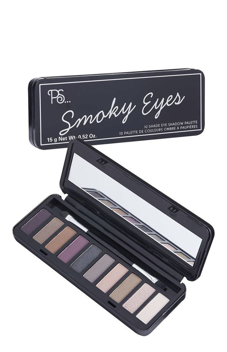 Smoky Eyes Eyeshadow Tin