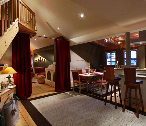 #home away from home. Rosa Alpina lodge, #Italy SkiMag.com