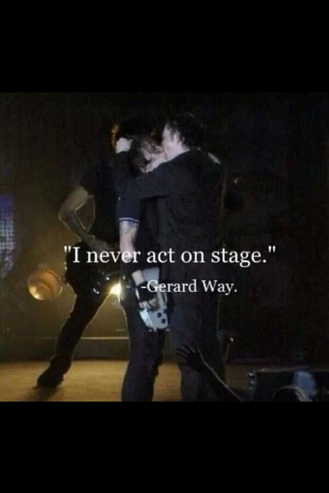 Frerard ~ sorry not sorry, I just read like 4 Ferard fixes and the feels are immense