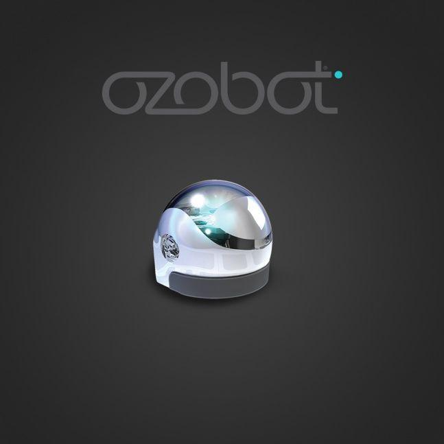 Ozobot robot interaktywna gra
