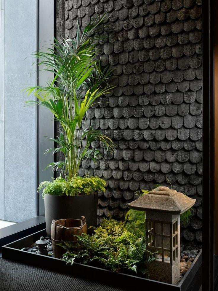 Shoreditch Gardens: Nobu Hotel Shoreditch In London Features Asian-Inspired