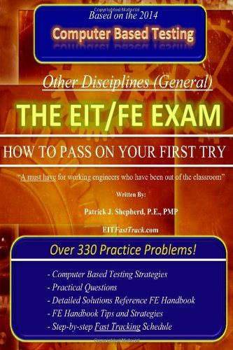 7 best fe exam images on pinterest college hacks exam study and the eitfe exam how to pass on your first try fasttrack fandeluxe Choice Image