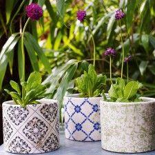 Tetbury Plant Pots #Graham and Green