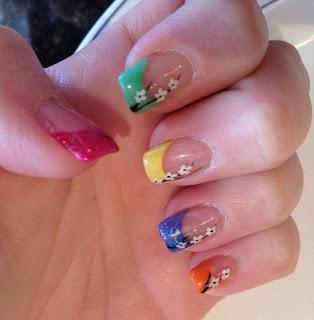 Nails by Sarah: Summer + Spring