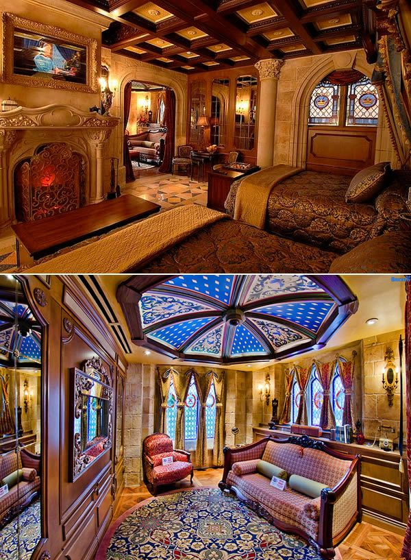 Hotel Suite Room: 10 Most Exclusive ONE Room Hotels - ODDEE