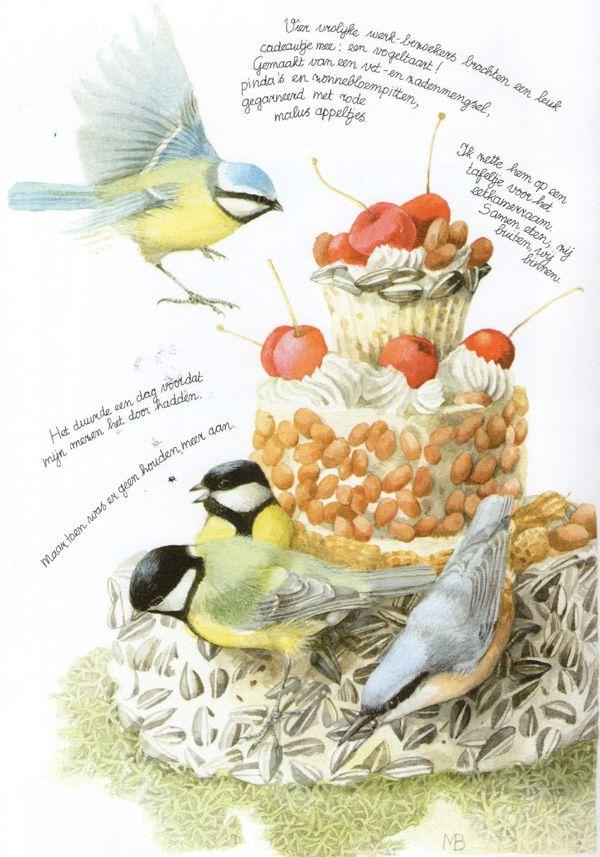 Nature Diary by Marjolein Bastin