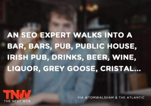 Some Digital Marketing Humor