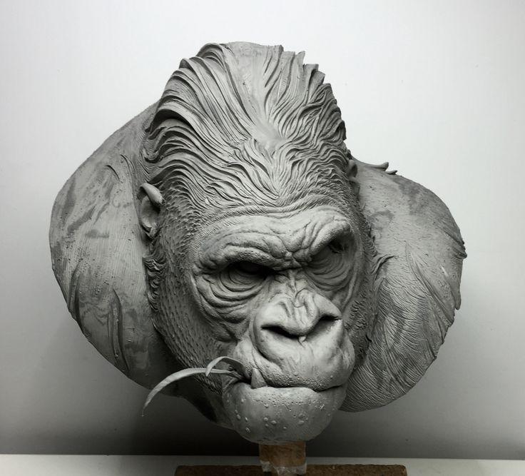 Gorilla/2016/plasticine uDock/