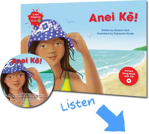 Te reo singalong books