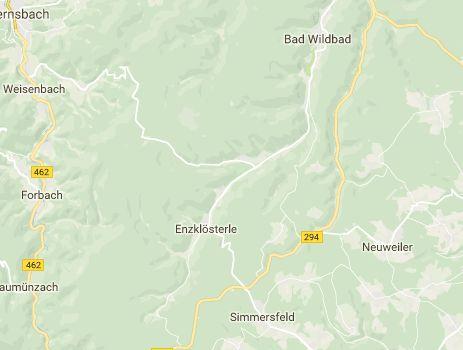 Luftkurort Enzlösterle, Nordschwarzwald