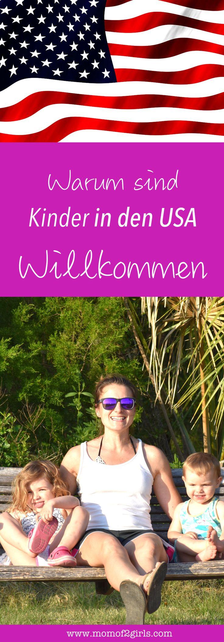 """Warum gibt es in den USA so viele Kinder und warum nicht in Deutschland?"""" Staatliche Unterstützung scheint uns nicht dazu zu bewegen mehr Kinder in die Welt zu setzen. Aber an was liegt es dann. Meine Alltagsbeobachtungen in den USA zeigen, dass die positive Einstellung zu Kindern..."""