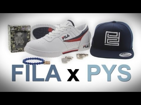 Fila x PYS Original Fitness and F-13 - PYS 10th Anniversary - PYS. 462bf138fa