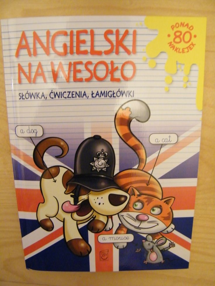 Język angielski dla każdego: New stuff - books and toys