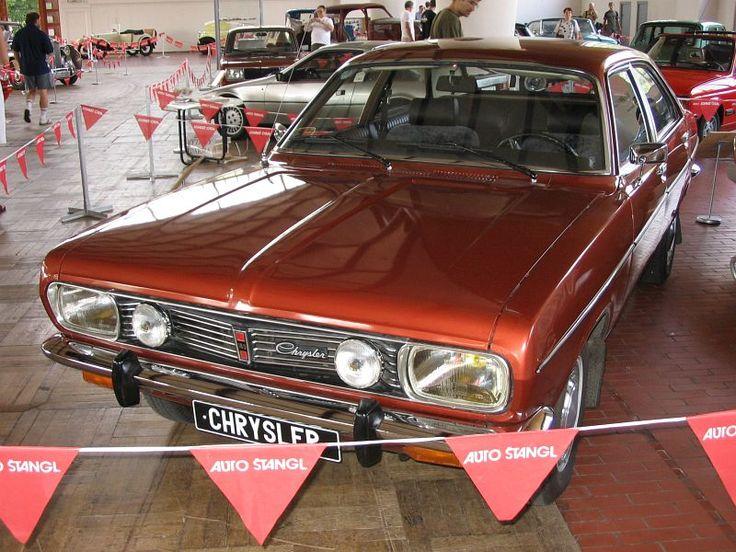 Chrysler 180 GC