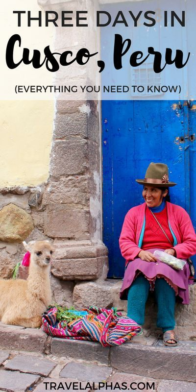 Are you planning to travel to Cusco, Peru? Before you do, there are some things you should know! In this post, we divulge the best things to do, eat, and see during your trip to Cusco. We also include some practical information, to make sure your trip runs smoothly! Click here for the perfect Cusco itinerary to fuel your wanderlust.