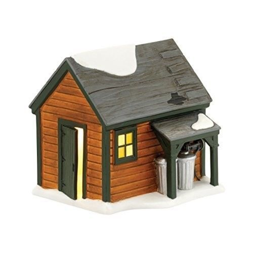 Christmas Village Houses A Christmas Story Village Lit Snow House 4.65-Inch NEW #Department56