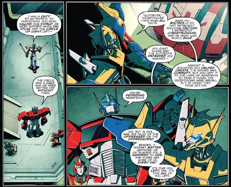 It's time you left, Pax. It's time all of you left. #optimusprime #optimus #orionpax #TheTransformers #Transformers #Cybertron #multiverse #humanoidrobot #Cybertronian #Cybertronic #MorethanMeetstheEye #AllSpark #TransformersUniverse #Autobots #autobotsrollout #autobotsquad #transformerscomics #idw #idwcomics #comics