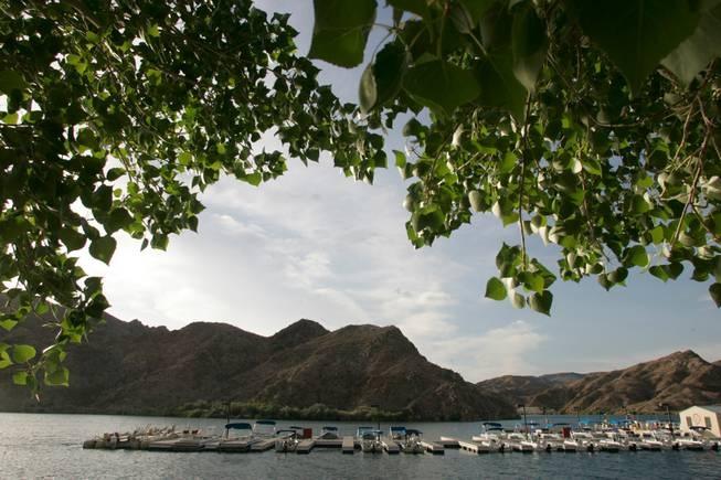 memorial day lake las vegas