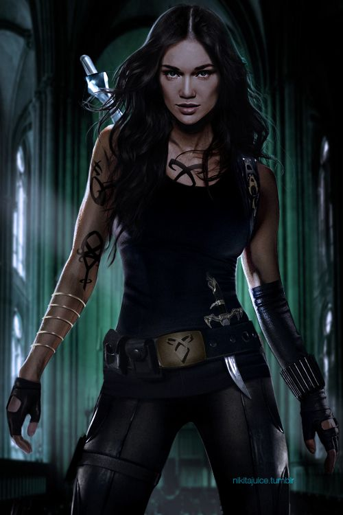 Isabelle Lightwood - Shadowhunter