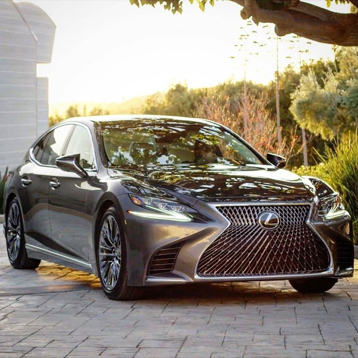 Lexus LS yg baru tampang macam apa ya? #lexusls #ls500 #lexusls500