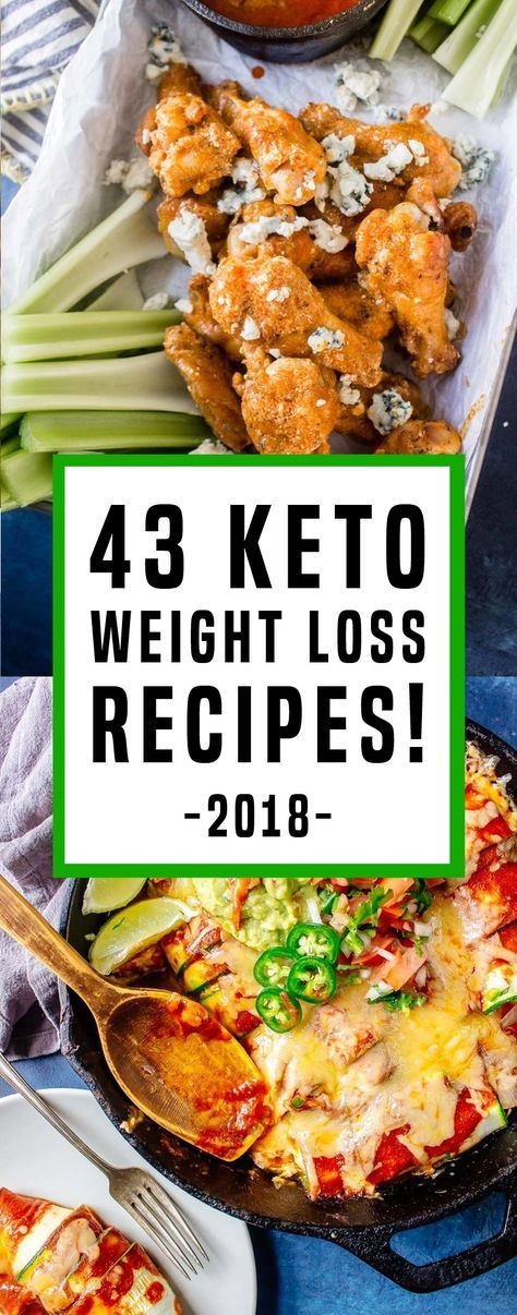 43 Keto Diet Recipes That Will Help You Burn Fat Fast In 2018!